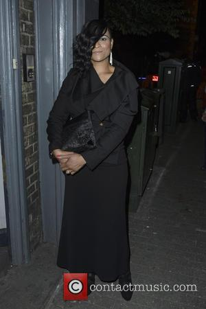 Gabrielle - Coming Out Party at The Tavern in Vauxhall - Departures at Vauxhall - London, United Kingdom - Thursday...
