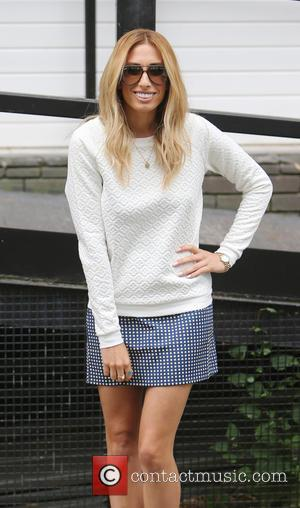 Stacey Solomon - Stacey Solomon outside ITV Studios - London, United Kingdom - Thursday 23rd July 2015