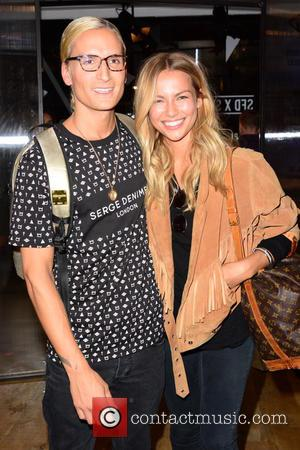 Oliver Proudlock and Emma Lou Connolly