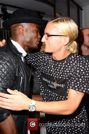 Bb Kaye and Oliver Proudlock