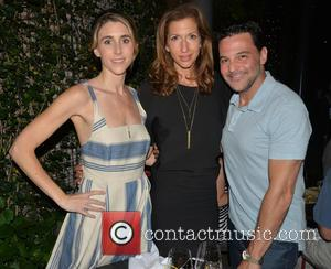Sarah Megan Thomas, Alysia Reiner and David Alan Basche
