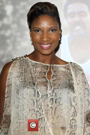 Denise Lewis - 'An Audience With Daley' event in aid of the charity Coco held at the Royal Garden Hotel...