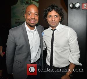 Quincy Harris and M. Night Shyamalan