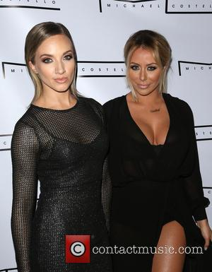 Shannon Bex, Aubrey O'Day and Of Dumblonde
