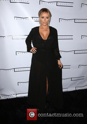 Aubrey O'Day - Michael Costello's Pre - Fall Capsule Collection at DTLA - Los Angeles, California, United States - Friday...