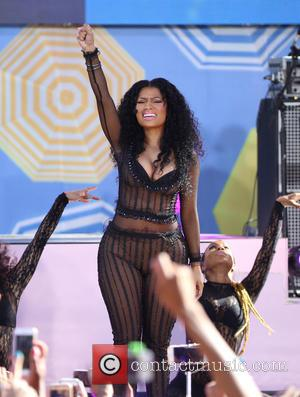 Nicki Minaj Reveals Her And Taylor Swift Made Up Over The Phone