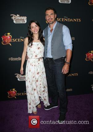 Emmanuelle Vaugier and Dan Payne