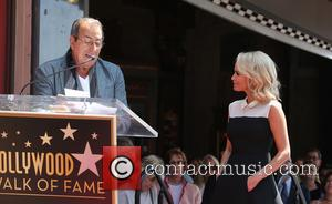 Kenny Ortega and Kristin Chenoweth
