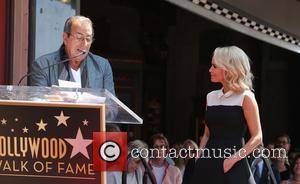 Kenny Ortega and Kristin Chenoweth