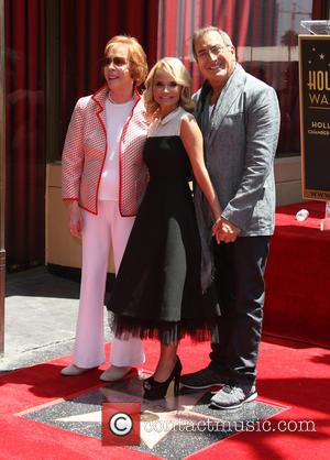 Carol Burnett, KRISTIN CHENOWETH and Kenny Ortega