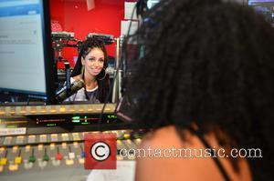 Mýa at COX Radio