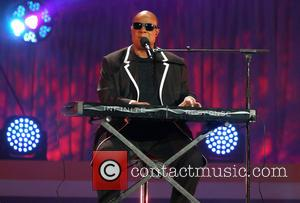 Stevie Wonder - Special Olympics World Games: Los Angeles 2015 - Opening Ceremony at Los Angeles Memorial Coliseum - Los...