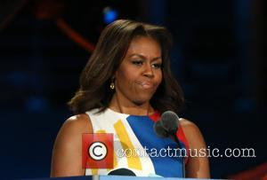 Michelle Obama - Special Olympics World Games: Los Angeles 2015 - Opening Ceremony at Los Angeles Memorial Coliseum - Los...