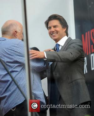 Tom Cruise - 'Mission: Impossible - Rogue Nation' - UK special screening held at the BFI London IMAX - London,...
