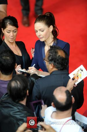 Rebecca Ferguson - 'Mission: Impossible - Rogue Nation' - UK special screening held at the BFI London IMAX - London,...