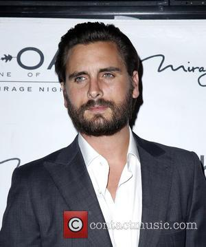 Scott Disick - Scott Disick hosts 1 OAK Nightclub inside The Mirage Hotel & Casino at 1 OAK Nightclub -...