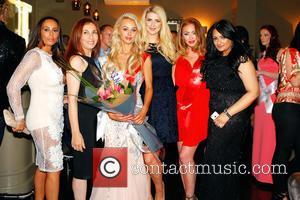 Natasha Hamilton, Contestant and Guest - Miss Great Britain North West - hosted by former Atomic Kitten Natasha Hamilton at...