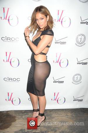 Jennifer Lopez - Jennifer Lopez celebrates her Birthday in the Hamptons at 1 OAK niteclub at 1 Oak Nite club...