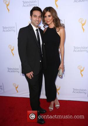 Adam Piotrowski and Patricia Lopez
