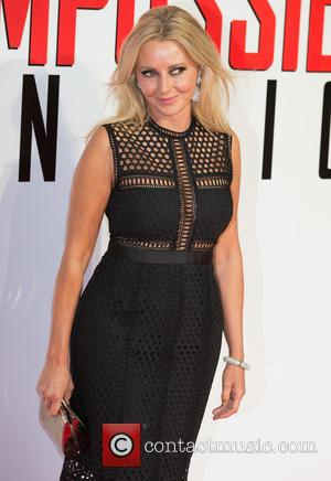 Carol Vorderman - 'Mission: Impossible - Rogue Nation' UK special screening at the BFI London IMAX at IMAX - London,...