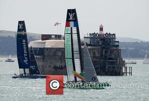 Atmosphere, Artemis Racing and Groupama Team France