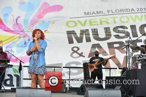 Samira - Overtown Music and Arts Festival - Miami, Florida, United States - Saturday 25th July 2015