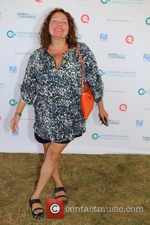 Aida Turturro - Ovarian Cancer Research Fund (OCRF) Super Saturday - Bridgehampton, New York, United States - Saturday 25th July...