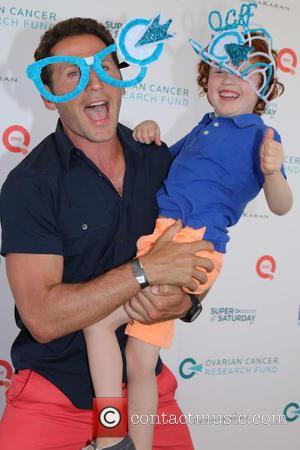 Mark Feuerstein - Ovarian Cancer Research Fund (OCRF) Super Saturday - Bridgehampton, New York, United States - Saturday 25th July...