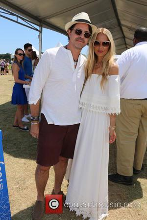 Rodger Berman and Rachel Zoe