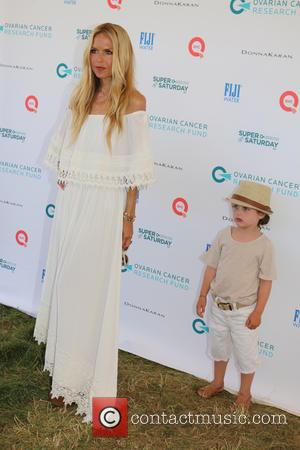 Rachel Zoe and Sklyer Berman