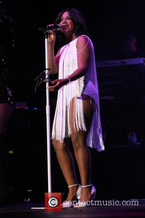 Toni Braxton - Performances at The Dell Music Center - Philadelphia, Pennsylvania, United States - Sunday 26th July 2015