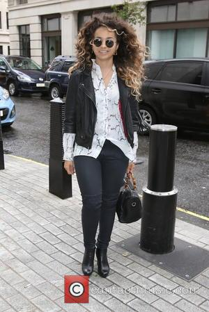 Ella Eyre at BBC Broadcasting House, London, West One,