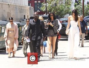 Kim Kardashian, Khloe Kardashian, Kris Jenner, Kendal Jenner and Kylie Jenner