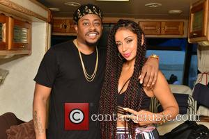 Raheem Devaughn, R&b Singer Mya and Mýa Harrison