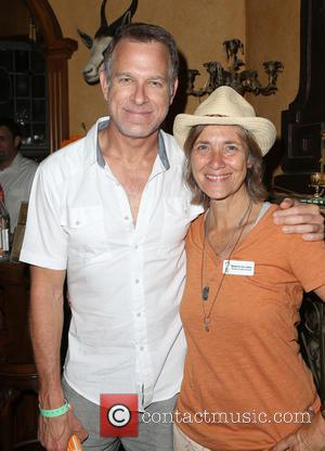 Kelly Lynch and Madonna Cacciatore - Los Angeles LGBT Center Hosts Annual Garden Party - An Afternoon In Tuscany at...