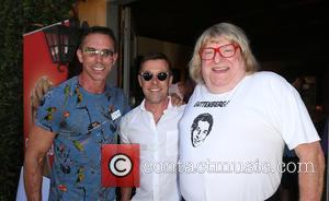 Michael Mueller, Bruce Vilanch and Guest
