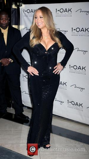 Mariah Carey - Mariah Carey at 1 OAK Nightclub inside The Mirage Hotel & Casino at 1 Oak Nightclub at...