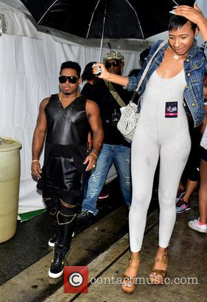 Bobby V - Overtown Music and Arts Festival - Miami, Florida, United States - Sunday 26th July 2015