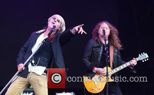 Spike and Paul Guerin - Ramblin Man Fair - day 2 - Classic Rock stage - The Quireboys at Mote...