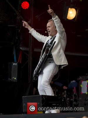 Howard Jones - Rewind  Festival -The 80's festival at Scone Palace - Perth, Scotland, United Kingdom - Sunday 26th...