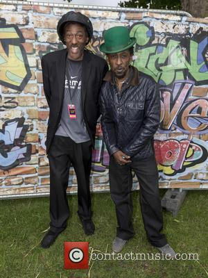 Angus Gaye and Tony Robinson