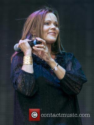 Belinda Carlisle - Rewind  Festival -The 80's festival at Scone Palace - Perth, Scotland, United Kingdom - Sunday 26th...