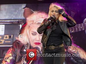 Kim Wilde - Rewind  Festival -The 80's festival at Scone Palace - Perth, Scotland, United Kingdom - Sunday 26th...