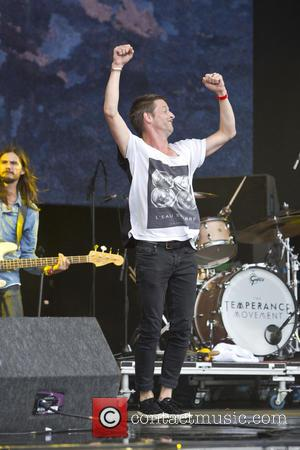 The Temperance Movement - The Ramblin Man Fair at Mote Park - Mote Park, United Kingdom - Sunday 26th July...