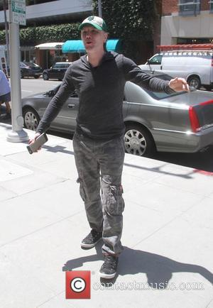 John Rzeznik - Goo Goo Dolls frontman John Rzeznik out and about in Beverly Hills - Los Angeles, California, United...