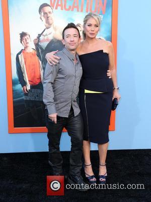 David Faustino and Christina Applegate