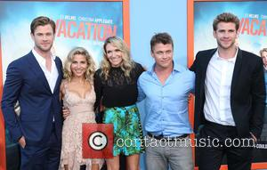 Chris Hemsworth, Elsa Pataky, Samantha Hemsworth, Luke Hemsworth and Liam Hemsworth