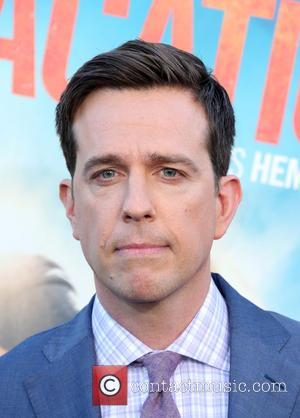 Ed Helms - Premiere Of Warner Bros. Pictures'