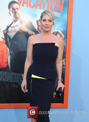 Christina Applegate - Premiere Of Warner Bros. Pictures'