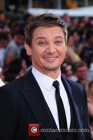 Jeremy Renner - New York premiere of 'Mission Impossible: Rogue Nation' - Arrivals - New York City, New York, United...